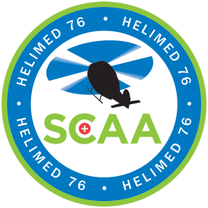 SCOTLAND'S CHARITY AIR AMBULANCE (SCAA)