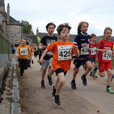 RunBalmoral 2019 Young People's Sports Bursary