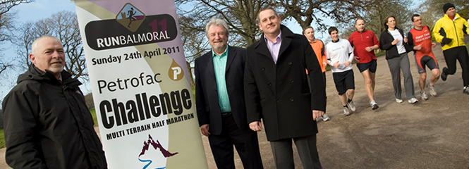 Petrofac Challenge launches for 2011